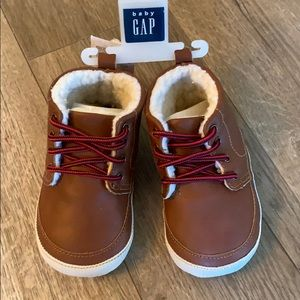 New baby gap shoes.